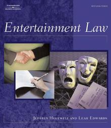 This is the book we are currently reading in my Entertainment Law course